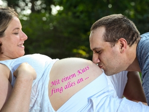 Babybauch-Shootings